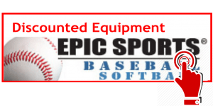 Buy Discounted Baseball and Softball Equipment