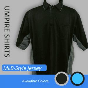MLB-Styled Umpire Jersey