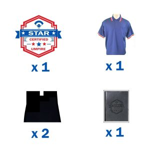 Single Umpire Navy Essentials